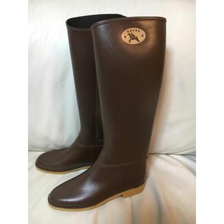 ダフナブーツ(Dafna Boots)のダフナ レインブーツ サイズ 39(レインブーツ/長靴)