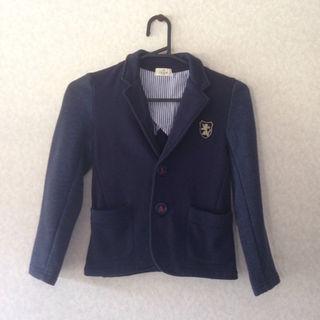 イッカ(ikka)の130cm キッズジャケット(ドレス/フォーマル)