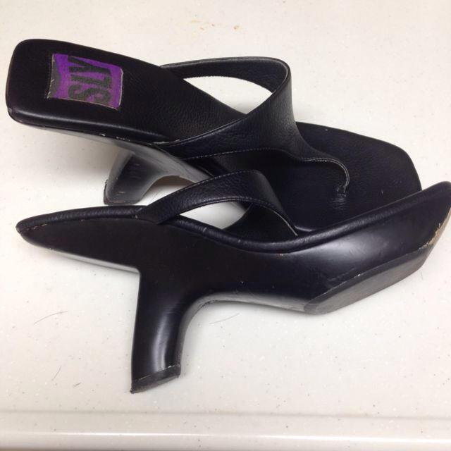 SLY(スライ)のSLY ヒールサンダル お値下げ☻ レディースの靴/シューズ(サンダル)の商品写真