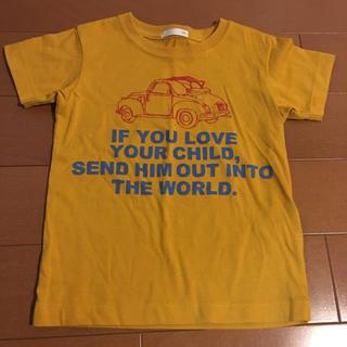 ジーユー(GU)のキッズ Tシャツ(Tシャツ/カットソー)