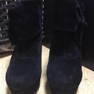 アシナガオジサン(あしながおじさん)のハイヒール ブーツ(ブーツ)