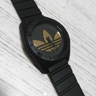 アディダス(adidas)のadidas 腕時計(ラバーベルト)