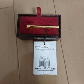 タケオキクチ(TAKEO KIKUCHI)の新品未使用タケオキクチのネクタイピン(ネクタイピン)