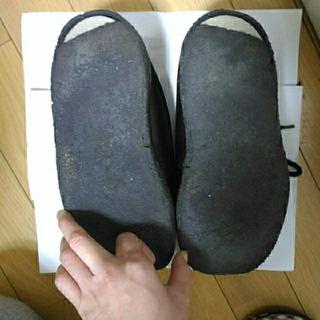 ジョージコックス(GEORGE COX)のジョージコックスラヴァーソールsize24センチ(ローファー/革靴)