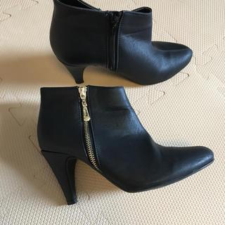 エスペランサ(ESPERANZA)のLL ショートブーツ 美品(ブーツ)