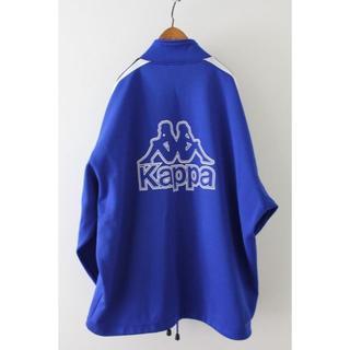 カッパ(Kappa)のkappa カッパ バックデカロゴ 古着 ブルゾン ライン入り(ブルゾン)