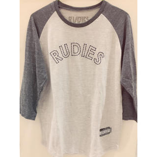 ルードギャラリー(RUDE GALLERY)のRUDIES ラグラン(Tシャツ/カットソー(七分/長袖))
