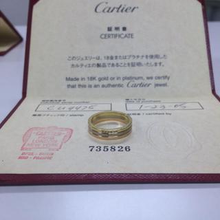 カルティエ(Cartier)のカルティエ リング【正規品】pockyさん専用(リング(指輪))