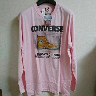コンバース(CONVERSE)の新品 3L コンバース 長袖Tシャツ 大きいサイズ(その他)