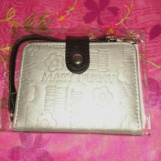 マリークワント(MARY QUANT)のMARY QUANT♪プラチナメンバーズ カードケース♪ (パスケース/IDカードホルダー)