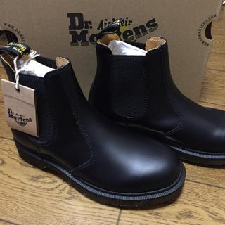 ドクターマーチン(Dr.Martens)の新品 正規品 ドクターマーチン サイドゴア(ブーツ)