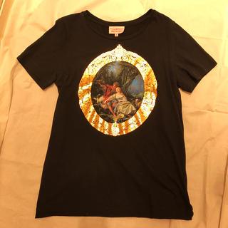 ヴィヴィアンウエストウッド(Vivienne Westwood)のヴィヴィアン♡大人気ブーシェTシャツ(Tシャツ(半袖/袖なし))