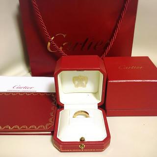 カルティエ(Cartier)のCartier 専用カルティエ ラニエール イエローゴールド リング 美品 47(リング(指輪))
