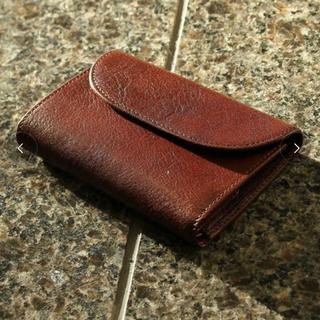コーエン(coen)の未使用coen 財布 ダークブラウン(財布)