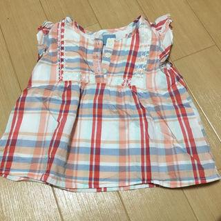 ベビーギャップ(babyGAP)の美品 gap チュニック 夏服(その他)