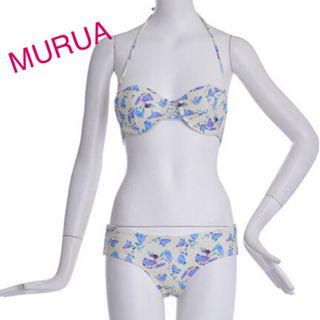 ムルーア(MURUA)の新品!ムルーア オリジナル柄 ビキニ 水着(水着)