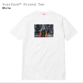 国内送込 Supreme Gonz Heads Tee White M シュプリーム