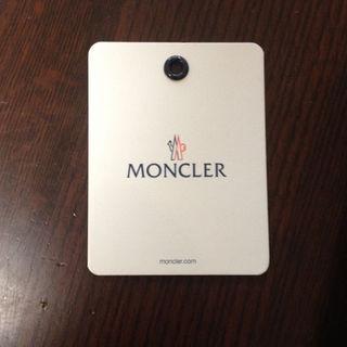 モンクレール(MONCLER)のモンクレール タグ正規品(ダウンジャケット)
