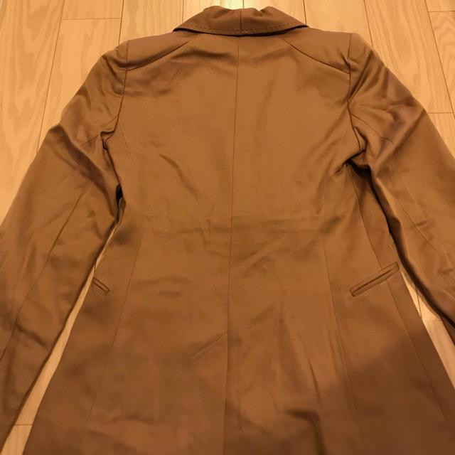 ジャケット♡ベージュ♡中古美品 レディースのジャケット/アウター(テーラードジャケット)の商品写真