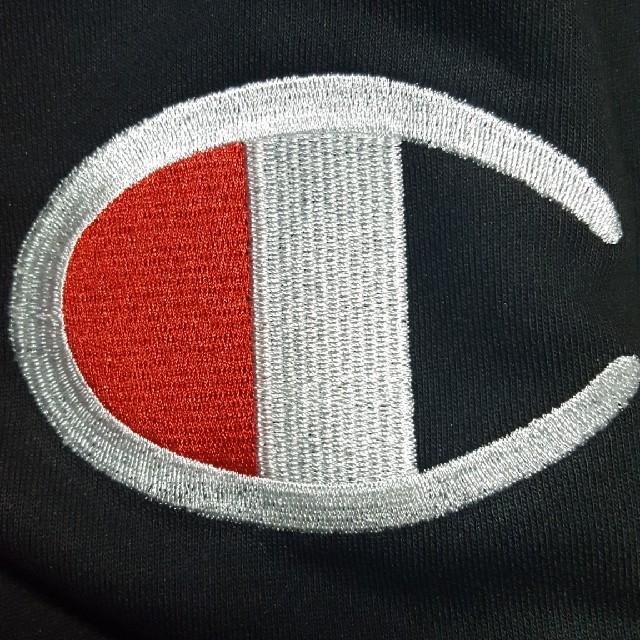 Champion(チャンピオン)のUnited arrow×Championコラボスウェットフーディワンピース 黒 レディースのワンピース(ロングワンピース/マキシワンピース)の商品写真