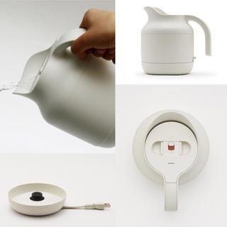 ムジルシリョウヒン(MUJI (無印良品))の無印良品 電気ケトル MJ‐EK5A MUJI ポット(電気ケトル)
