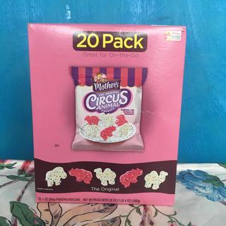 サーカスクッキー 小袋 アメリカ 20袋 海外 お菓子