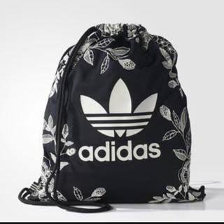 アディダス(adidas)の完売商品☆アディダスジムバッグ(リュック/バックパック)