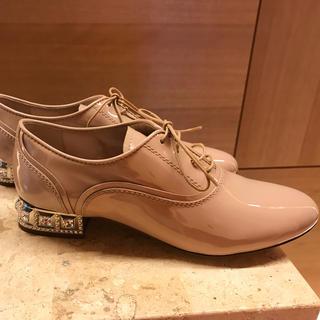 ミュウミュウ(miumiu)のミュウミュウ 未使用靴36サイズ(ハイヒール/パンプス)