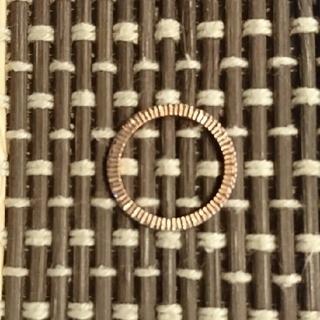 シルバー ピンキーリング 2個セット(リング(指輪))