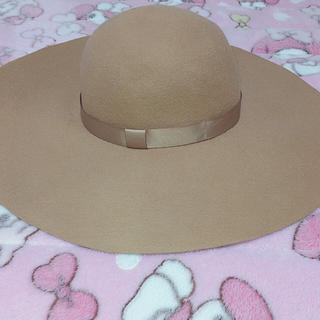 リズリサ(LIZ LISA)のさだ様専用 未使用! リズリサ 女優帽 ハット(ハット)