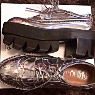 ジェフリーキャンベル(JEFFREY CAMPBELL)のJEFFREY CAMPBELL 厚底(ローファー/革靴)