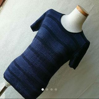 アルマーニ コレツィオーニ(ARMANI COLLEZIONI)のARMANI COLLEZIONI サマーニット セーター(ニット/セーター)