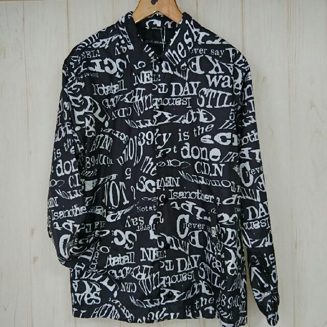 TETE HOMME(テットオム)の定価25920円!テットオムのコーチジャケット メンズのジャケット/アウター(ナイロンジャケット)の商品写真