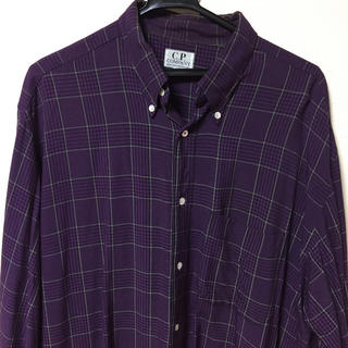 シーピーカンパニー(C.P. Company)のCP company ボタンダウンシャツ(シャツ)