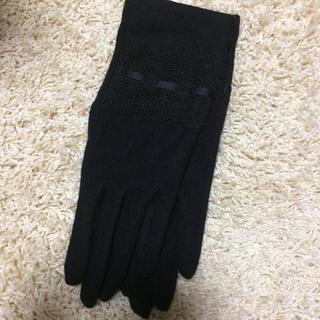 アンタイトル(UNTITLED)の新品 アンタイトル レース手袋(手袋)