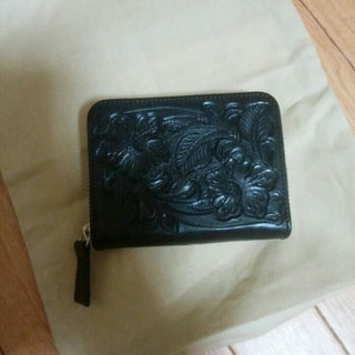 グレースコンチネンタル(GRACE CONTINENTAL)の即OK 未使用 グレースコンチネンタル 黒 ミニ財布(コインケース)