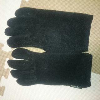 モンベル(mont bell)のモンベル フリース グローブ 手袋(手袋)
