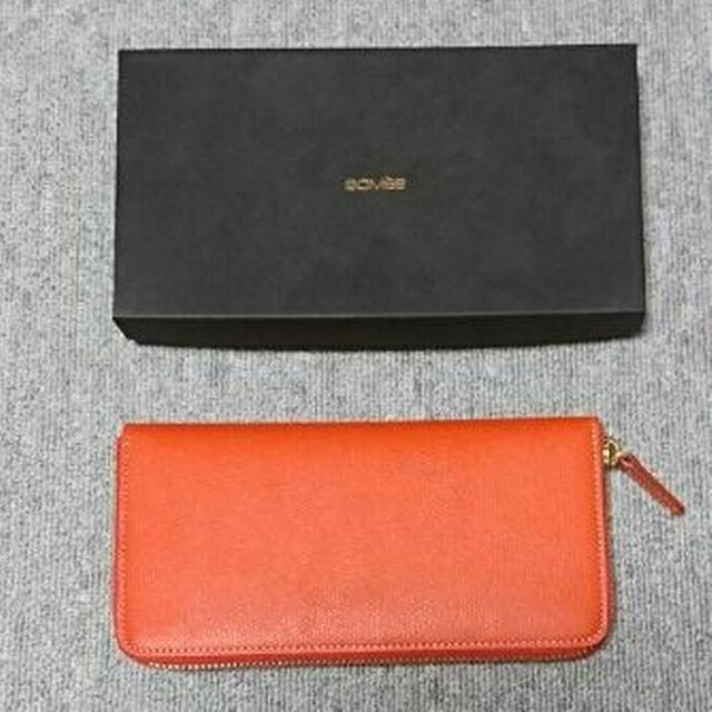 7c3e117f91d4 新品未使用☆ソメスサドル 長財布 メンズのファッション小物(長財布)