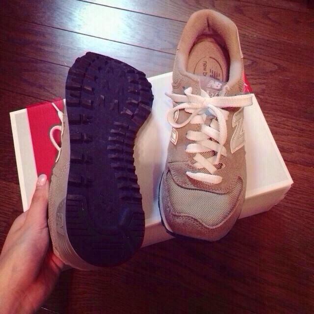 New Balance(ニューバランス)のnew balance♡574 レディースの靴/シューズ(スニーカー)の商品写真