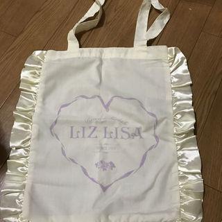 リズリサ(LIZ LISA)のリズリサ コットンバッグ(トートバッグ)