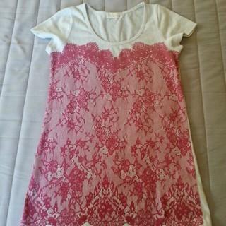 シンシア(cynthia)のcynthiaTシャツ(Tシャツ(半袖/袖なし))