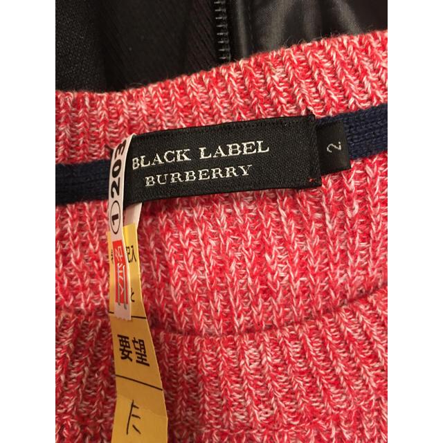 BURBERRY BLACK LABEL(バーバリーブラックレーベル)のブラックレーベル セーター メンズのトップス(ニット/セーター)の商品写真