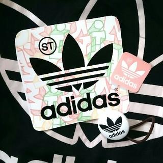 アディダス(adidas)のステッカーとヘアゴムset(ヘアゴム/シュシュ)