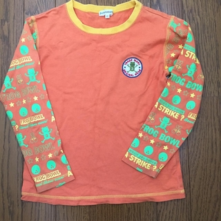 サンカンシオン(3can4on)の3can4on ロングtシャツ 120(Tシャツ/カットソー)