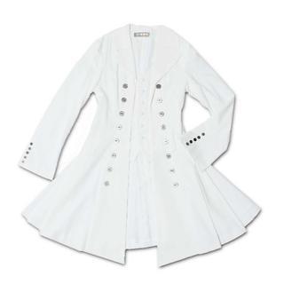 アトリエボズ(ATELIER BOZ)のアトリエboz ローランドジャケット白 メンズサイズ 美品(テーラードジャケット)