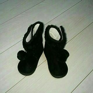 PETIT wares*キッズ ふわもこブーツ(ブーツ)