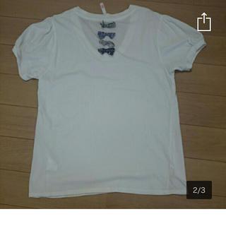 クーポール(coupole)のクーポール可愛いティシャツ(Tシャツ(半袖/袖なし))