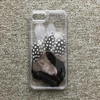 ムルーア(MURUA)のMURUA マルチフェザー iPhone6/6S/7 case(iPhoneケース)
