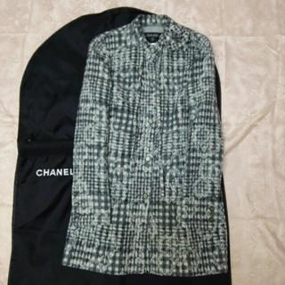 シャネル(CHANEL)のシャネル CHANEL コート38(ロングコート)