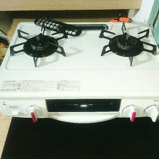 リンナイ(Rinnai)の値下げ ガスコンロ Rinnai ホワロ(調理機器)